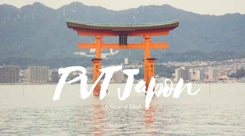 Le PVT au Japon, le grand saut.