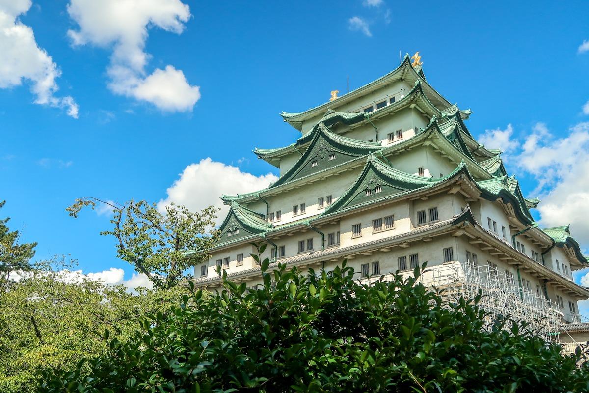 [Nagoya] Le chateau de Nagoya
