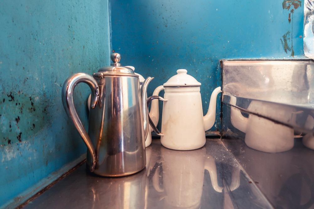 Granary's Stand : un café caché à Kita-Senju