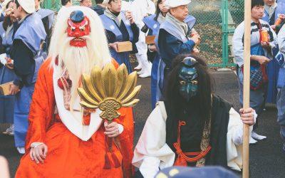 Le Tengu Matsuri de Shimokitazawa